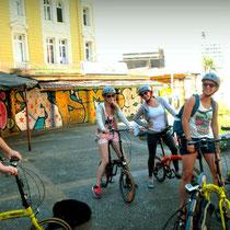 Ecela-(Viña del Mar, Chile)-Actividad cicletada