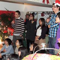 EuroLingualクリスマスパーティー2012 生徒様⑧