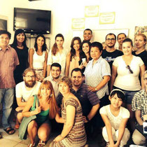 Scuola Ciao Italia-Student group
