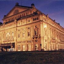 Buenos Aires-Teatro Colon