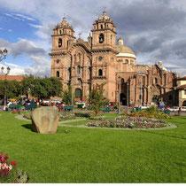 Cusco-Plaza de Armas (Hauqaypata)