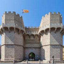 Valencia-Torre de Serranos
