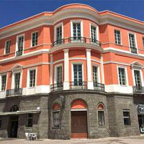 Oristano-Palazzo Carta