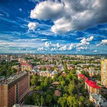 Kirov-Panoramic view