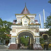 Vladivostok-Nikolaev Triumphal Arch
