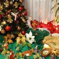 EuroLingualクリスマスパーティー2012 ツリー④