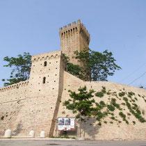 Recanati-Castello di Montefiore