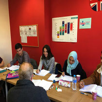Britannia English Academy-Group lesson