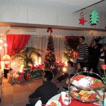 EuroLingualクリスマスパーティー2012 生徒様⑯