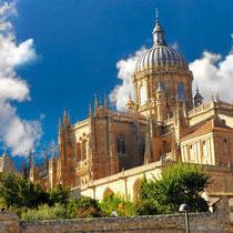 Salamanca-Catedral Nueva