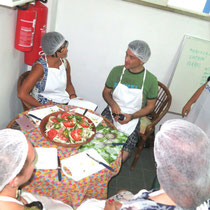 Instituto Cultural Idioma  (Salvador da Bahia)-Cuisine class