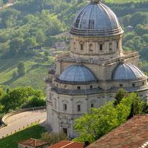 Todi-Chiesa di Santa Maria della Consolazione