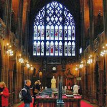 Manchester-John Rylands Library