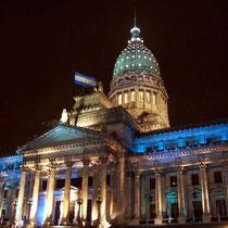 Buenos Aires-Congreso de la Nación