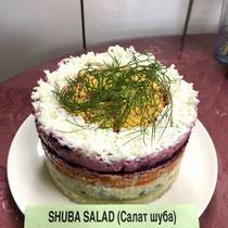 ⑥ シュバサラダ 1