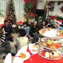 EuroLingualクリスマスパーティー2012 生徒様⑮