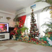 ① 2015年クリスマスパーティー