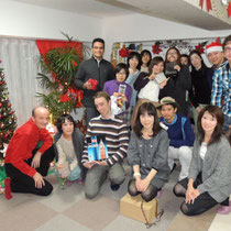 EuroLingualクリスマスパーティー2012 生徒21