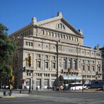 Buenos Aires-Teatrp Colón