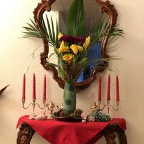 ⑤ ラテンアメリカとスペインをイメージしたお花 5