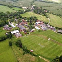 Bethany Aerial photo