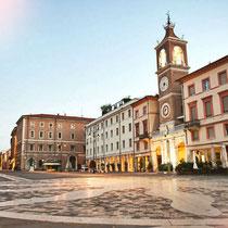 Rimini-Piazza Tre Martiri