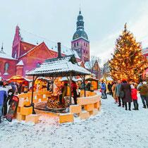 Riga - Christmas Market