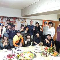 収穫祭&忘年会 2014:  集合写真②