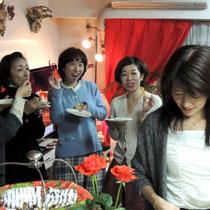 EuroLingualクリスマスパーティー2012 生徒様①