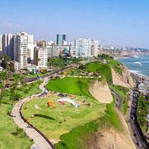 Lima-Paseo Parapente en Miraflores