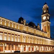 São Paulo-Praça e estação da Luz