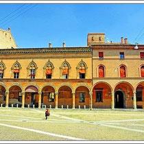 Bologna-Palazzo dell'Archiginnasio