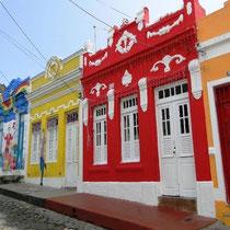 Olinda-Rua tradicional