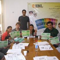 IBL-Leccion de grupo