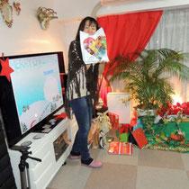 EuroLingualクリスマスパーティー2012 生徒様 ⑲