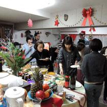 EuroLingualクリスマスパーティー2012 生徒様  ⑥