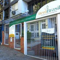 Bem Brasil-School entrance