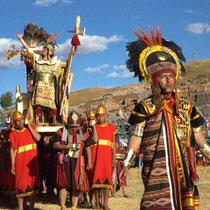Cusco-Inti Raymi (Fiesta del Sol)