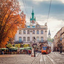 Lviv-Market Square