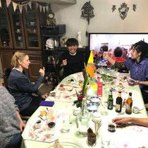 パーティー ①