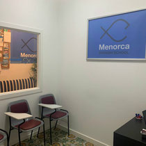 Menorca School-Classroom