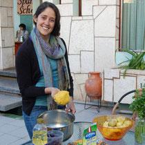 Ecela-(Cusco, Perú)-Actividad cocina