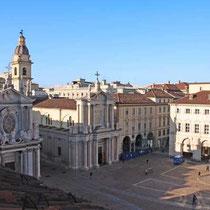 Torino-Piazza San Carlo