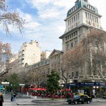 Mendoza-Centro histórico