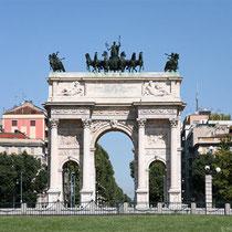 Milano-Arco della Pace