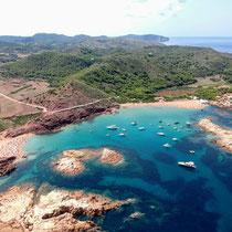 Menorca-Cala Pregonda