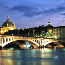 Lyon-Les ponts