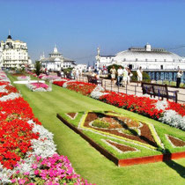 Eastbourne-The sea front