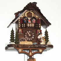 EuroLingualクリスマスパーティー2012 時計①