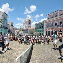 Salvador da Bahia-Olodum